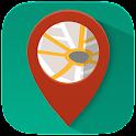 Findfy - делись локацией! icon