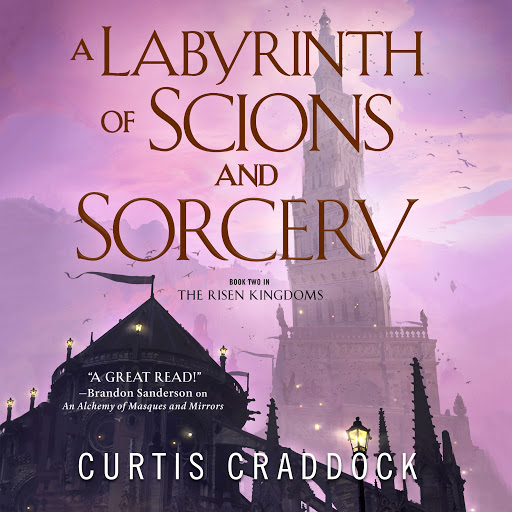Crossings (Alchemy, Sorcery & Magic Book 2)