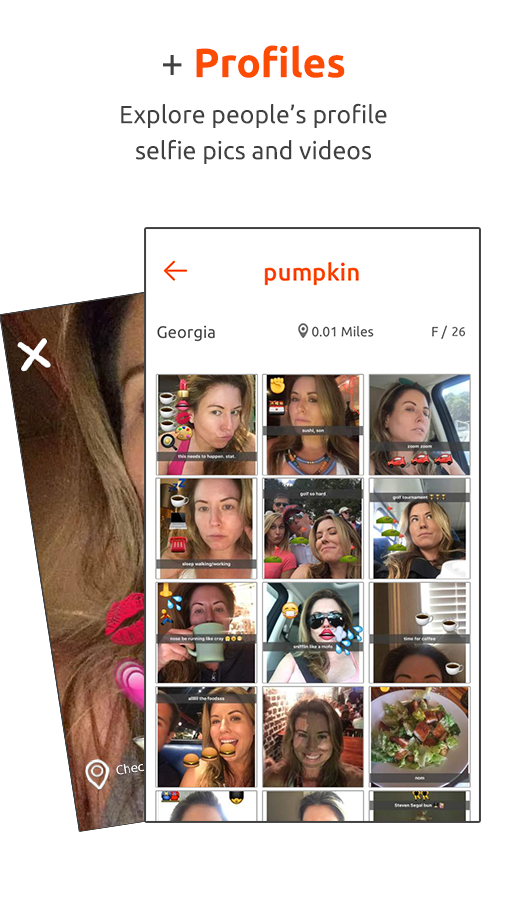 PumpkinApp- screenshot