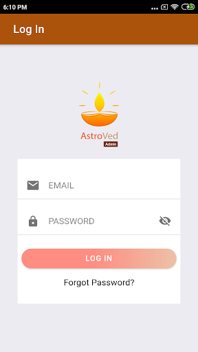 Astroved Admin App Report on Mobile Action - App Store Optimization