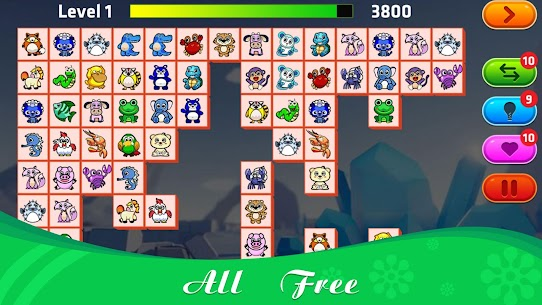 Classic Animal Connect 8