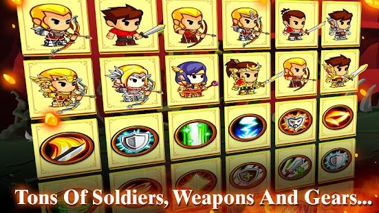 Pocket Army - náhled