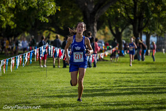 Photo: Varsity Girls 4A Mid-Columbia Conference Cross Country District Championship Meet  Buy Photo: http://photos.garypaulson.net/p556009210/e4855aedc