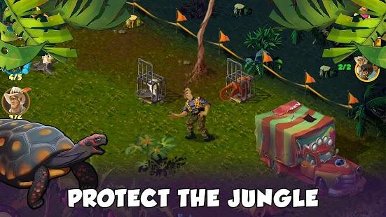 Jungle Guardians (Unreleased) - náhled