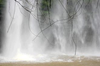 Photo: Chutes d'eau, waterfalls, volta region, Ghana
