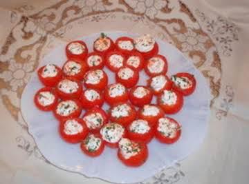 Cherry Tomato Appetizer