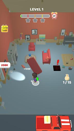Crazy Robbery 3D apktram screenshots 3