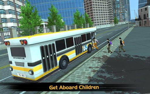 School Bus Simulator 1.4 screenshots 2