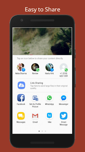 Dp For WhatsApp 2.7 screenshots 3