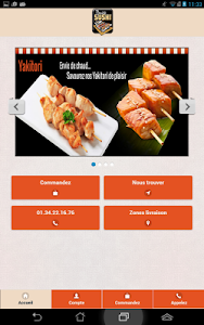 Buzz Sushi Pontoise screenshot 0
