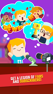 Vlogger Go Viral – Tuber Game Apk MOD (Unlimited Gems) 1