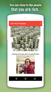 I Am Rich Premium Screenshot