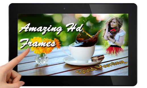 GoodMorning Photo Frame - náhled