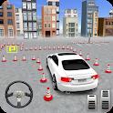 Modern Car Drive Parking 3d Game - TKN Car Games icon