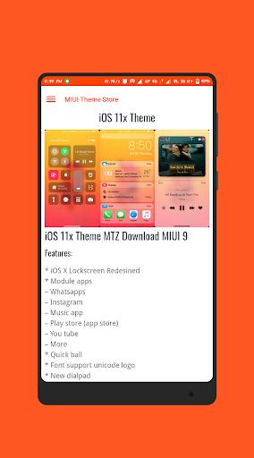 Free download theme store china apk | Download MIUI 10  2019