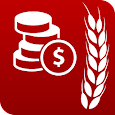 Crop prices icon
