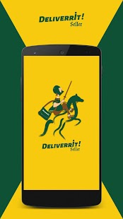 Deliverrit Seller- screenshot thumbnail