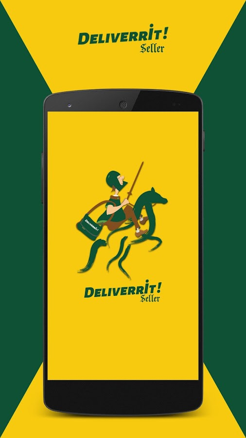 Deliverrit Seller- screenshot
