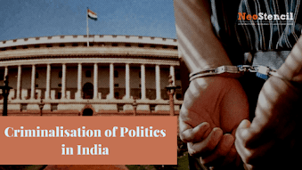 Criminalisation of Politics - Special courts to hear cases against Politicians