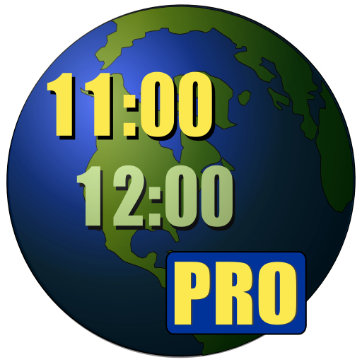 World Clock Widget 2017 Pro
