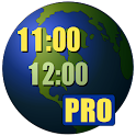 World Clock Widget 2016 Pro icon