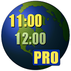 World Clock Widget 2017 Pro icon