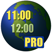 World Clock Widget 2016 Pro