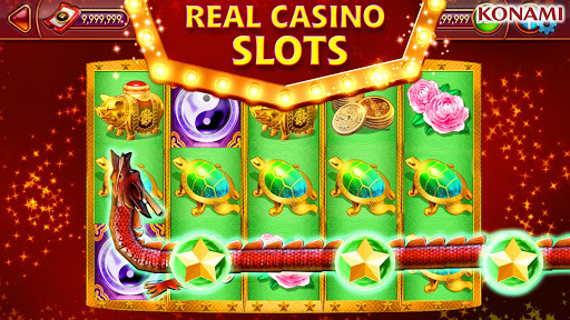 my KONAMI Slots - Free Vegas Casino Slot Machines screenshot 2
