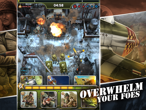SIEGE: World War II android2mod screenshots 14