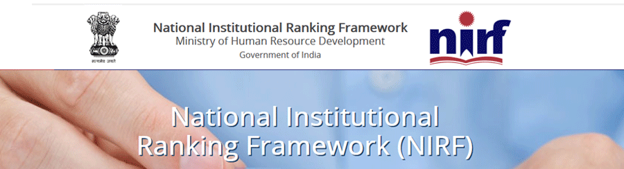 Image result for National Institution Ranking Framework (NIRF) 2019