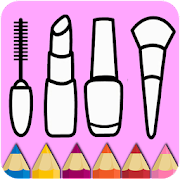 Beauty Coloring Book For Kids - ART Game