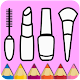 Beauty Coloring Book For Kids - ART Game icon