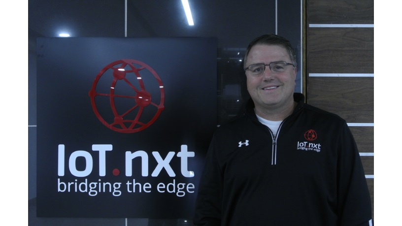 Jason Bradlee, IoT.nxt, COO for the Americas.