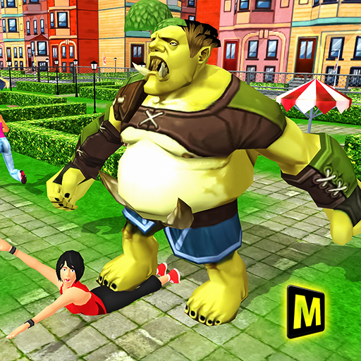 Ultimate Monster Hero Rampage file APK for Gaming PC/PS3/PS4 Smart TV