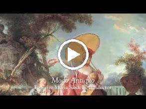"""Video: M'accende amor l'ire guerriere in petto (Vivaldi's Atenaide) - Vivica Genaux -  from Vivaldi's opera Atenaide (1728)  """"M'accende amor l'ire guerriere in petto""""  performed by Vivica Genaux with Modo Antiquo Federico Maria Sardelli, conductor  Teodosio (an Eastern Roman Emporer):  """"M'accende amor l'ire guerriere in petto, E per beltà fedel, vado a pugnar. Ma se il rival non giungo, ahi, che dispetto! O se infedel lei trovo, ahi, che penar! M'accende amor l'ire guerriere in petto . . .""""  """"Love kindles warlike fury in my heart, And I go to fight for faithful beauty. But if I do not triumph over my rival, [ah, what bitterness!] Or if I find she is unfaithful, what grief! Love kindles warlike fury in my heart . . .""""  Available on CD from Naïve label's Vivaldi Edition"""