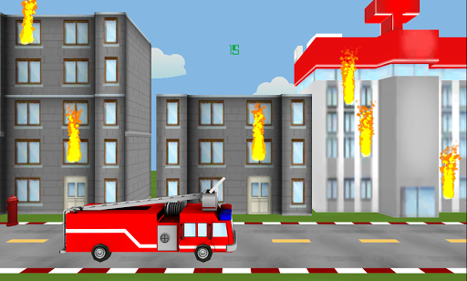 Kids Fire Truck 1.6 screenshots 9