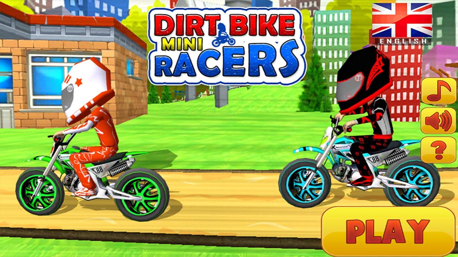 Dirt Bike Mini Racer - Dirt Bike Race For Kids - Android Apps on ...