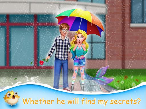Mermaid Secrets1- Mermaid  Princess Rescue Story 1.3 screenshots 4