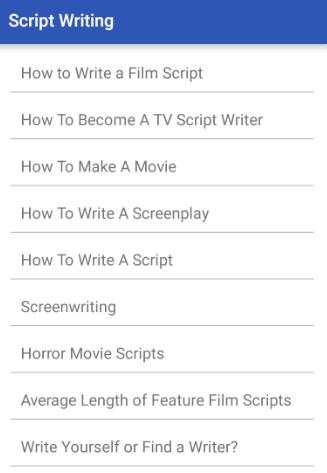 script writing application macbook