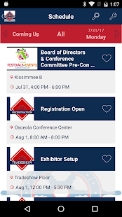 FFEA 2017 Convention and Tradeshow- screenshot thumbnail