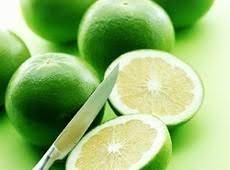 Pickled Lime Slices