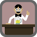 Barman !!!, a beer please icon
