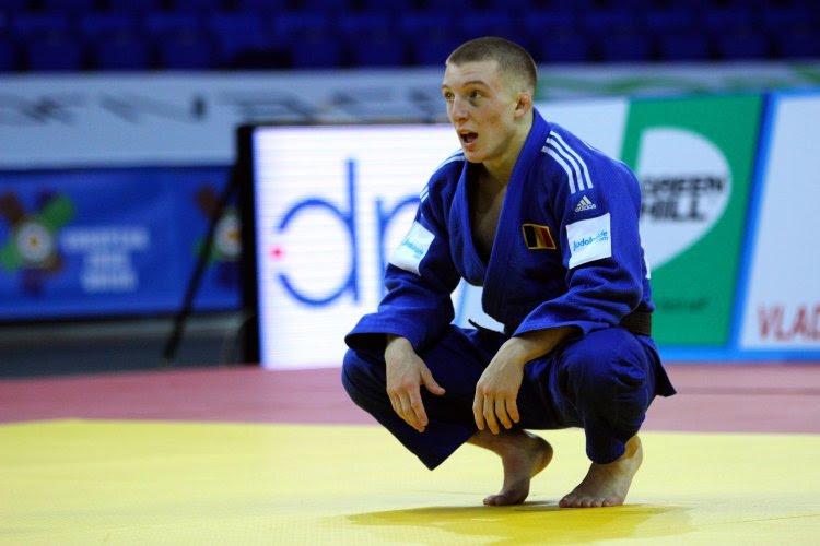 Knappe prestatie! Jorre Verstraeten haalt bronzen medaille op EK Judo