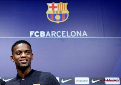 Verdediger Barcelona moet partij tegen Levante laten schieten