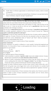 11 CBSE NEET PHYSICS LAWS OF MOTION THEORY - náhled