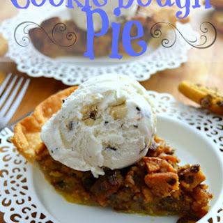 Cookie Dough Chess Pie {Cookie Dough Week!!}