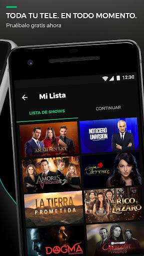 Univision NOW: TV en vivo y on demand app (apk) free