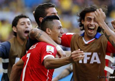 Le Chili privé de Sanchez et Vidal contre le Brésil ?