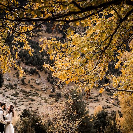 Fotógrafo de bodas Andreu Doz (andreudozphotog). Foto del 16.11.2017
