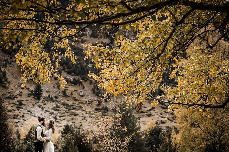 Wedding photographer Andreu Doz (andreudozphotog). Photo of 16.11.2017